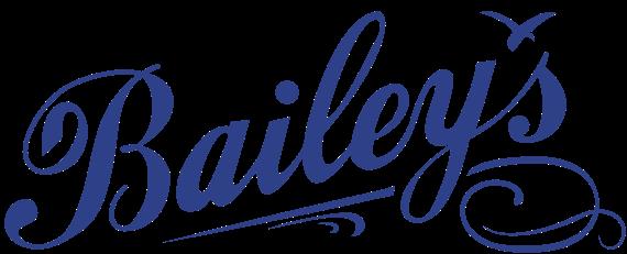 A theme logo of Bailey's